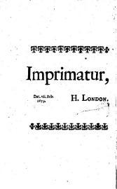 The Gunpowder treason PDF
