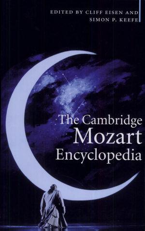 The Cambridge Mozart Encyclopedia