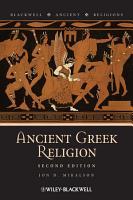 Ancient Greek Religion PDF