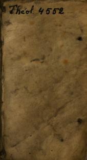 Avrifodina artium et scientiarum omnium ; excerpendi sollertia