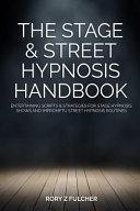 The Stage   Street Hypnosis Handbook PDF