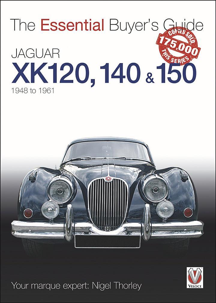 Jaguar XK 120, 140 & 150