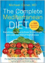 The Complete Mediterranean Diet Book PDF