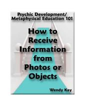 How to Receive Information from Photos or Objects