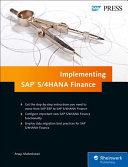 Implementing SAP S 4HANA Finance PDF