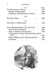 """The thousand and one days: a companion to the """"Arabian nights""""."""