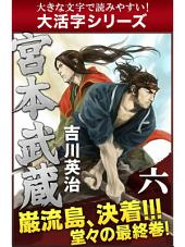 【大活字シリーズ】宮本武蔵 六巻