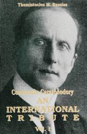 Constantin Caratheodory: An International Tribute (In 2 Volumes)