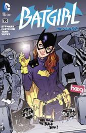 Batgirl (2011-) #35
