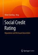Social Credit Rating PDF
