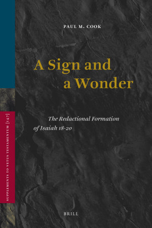 A Sign and a Wonder PDF