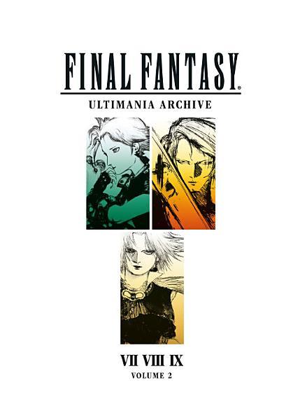 Download Final Fantasy Ultimania Archive Book