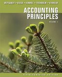 Accounting Principles Part 1  5th Canadian Edition