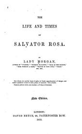 The Life and Times of Salvator Rosa