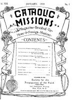Catholic Missions PDF