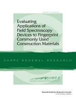 Evaluating Applications of Field Spectroscopy Devices to Fingerprint Commonly Used Construction Materials