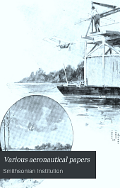 Various Aeronautical Papers: Volume 1
