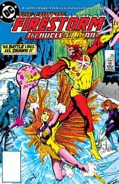 The Fury of Firestorm (1982-) #36