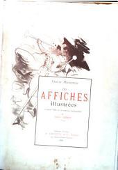 Les affiches illustrées: ouvrage orné de 20 chromolithographies