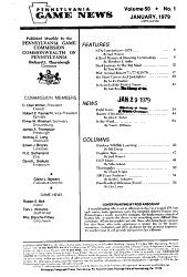 Pennsylvania Game News Book PDF