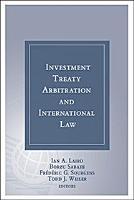 Investment Treaty Arbitration and International Law   Volume 8 PDF