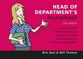 Head of Department's Pocketbook: 3rd Edition