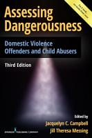 Assessing Dangerousness  Third Edition PDF