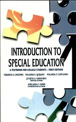 Introduction to Special Education  2007 Ed