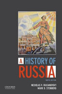 A History Of Russia Book PDF
