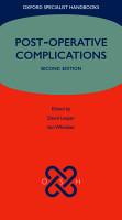 Post operative Complications PDF