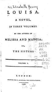 Louisa: A Novel ...