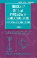 Theory of Optical Processes in Semiconductors PDF