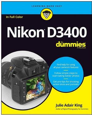 Nikon D3400 For Dummies