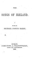 The Songs of Ireland PDF