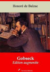Gobseck: Nouvelle édition augmentée