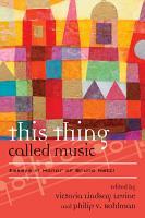 This Thing Called Music PDF