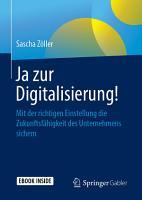 Ja zur Digitalisierung  PDF
