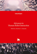 Advances in Human Robot Interaction PDF