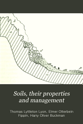 Soils, their properties and management