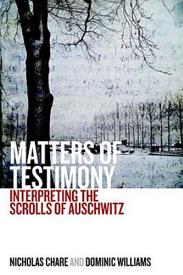 Matters of Testimony PDF