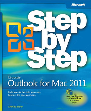 Microsoft Outlook for Mac 2011 Step by Step PDF