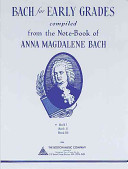 Bach for Early Grades