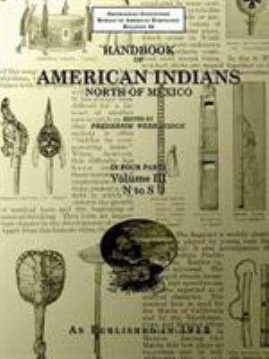 Handbook Of American Indians North Of Mexico