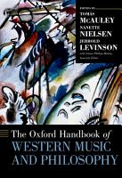 The Oxford Handbook of Western Music and Philosophy PDF