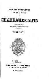 Oeuvres complètes: Volume26