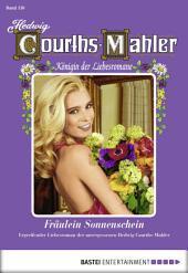 Hedwig Courths-Mahler - Folge 130: Fräulein Sonnenschein