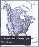 A Complete Course in Geography PDF