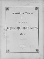 Class and Prize Lists PDF
