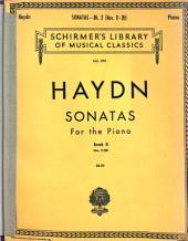 Twenty sonatas for the pianoforte: Volume 2