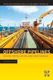 Offshore Pipelines PDF